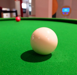 billard elliptique
