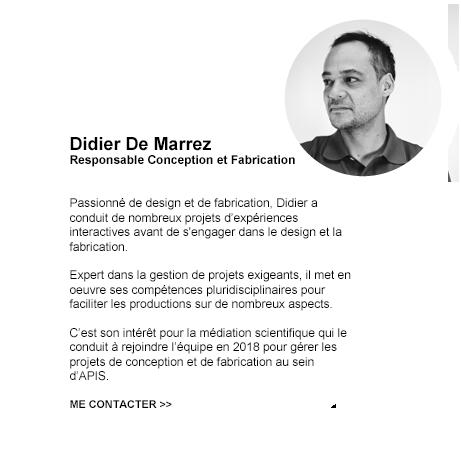Didier De Marrez - comite