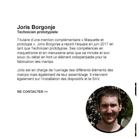 Joris Borgonje